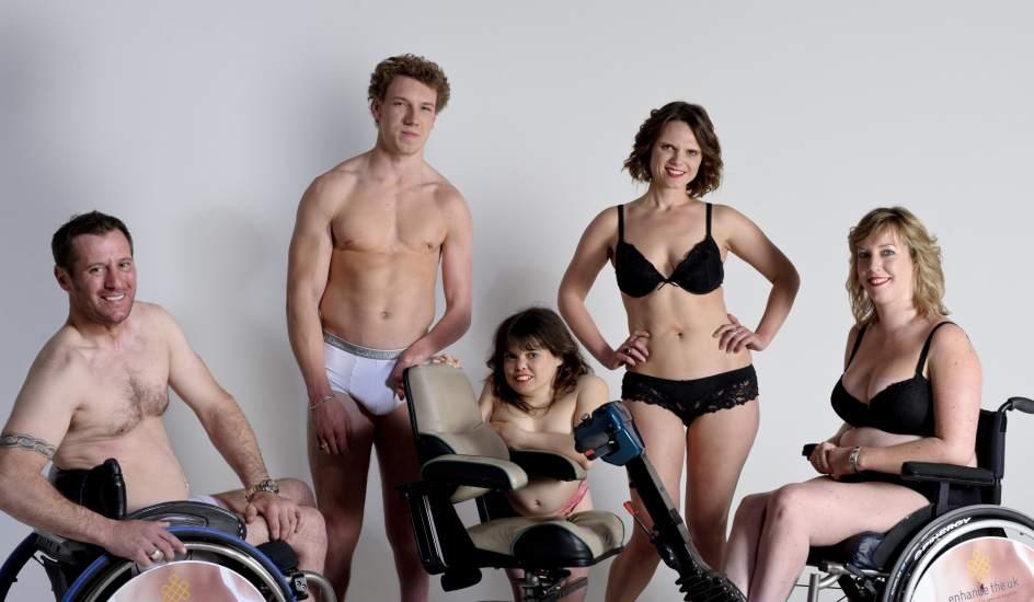 Секс инвалиды и
