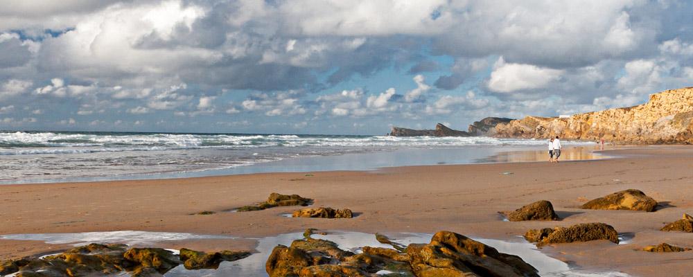 Пляжи и побережья Испании