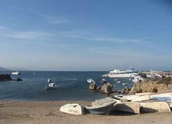 Аликанте. Остров Табарка